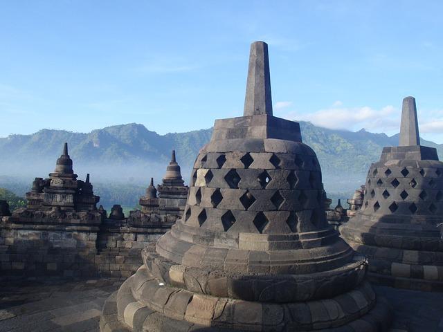 Borobudur - Prambanan Temple