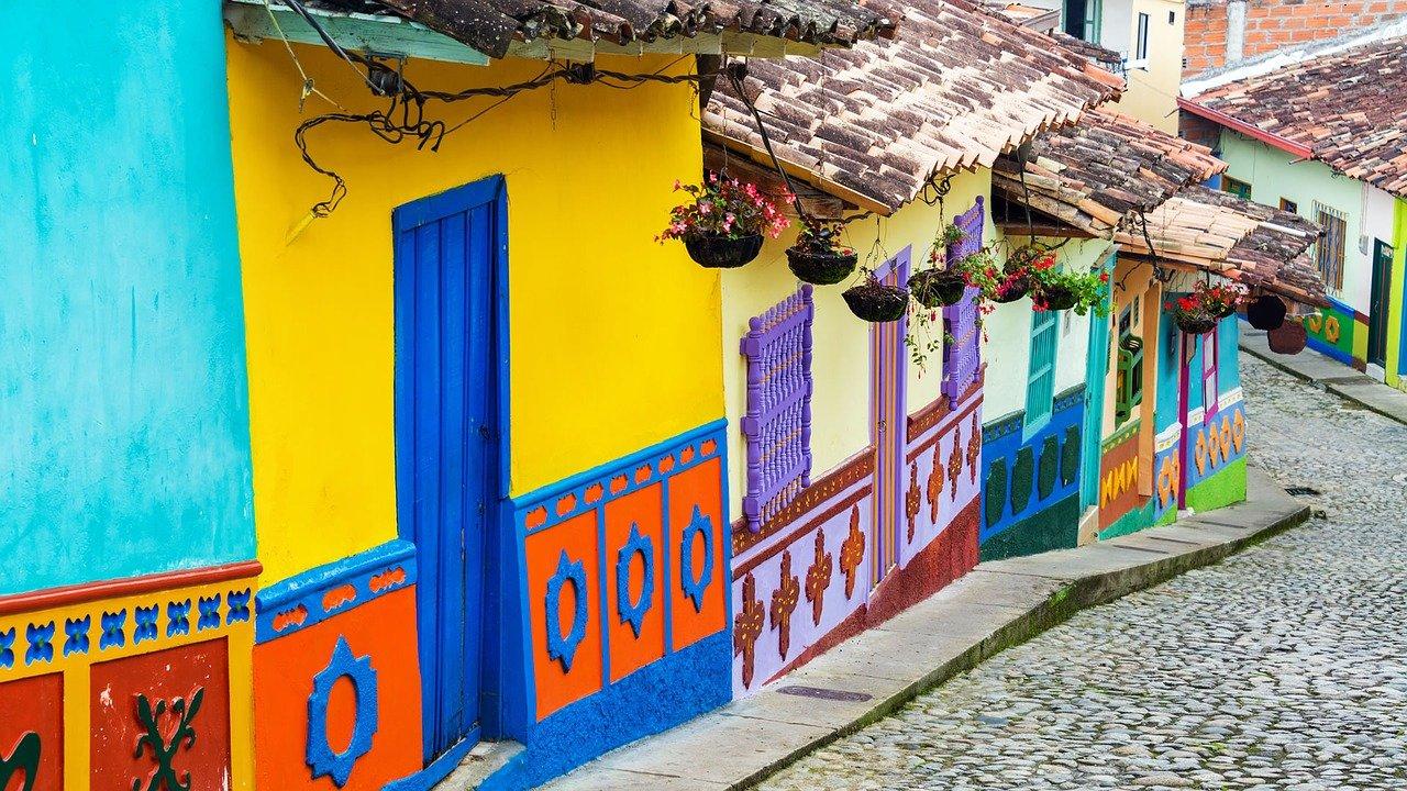 Colombia, het land van 1000 gezichten