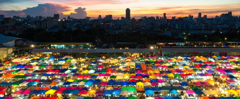 Bangkok & Ko Samui