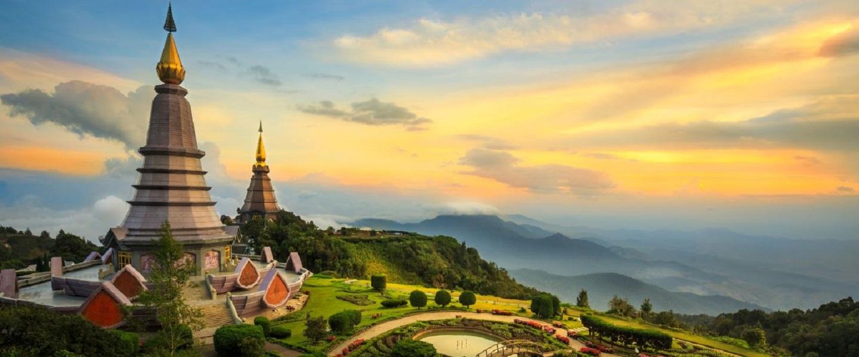 Begeleide reis Thailand