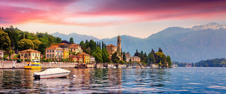 De meren van Italië