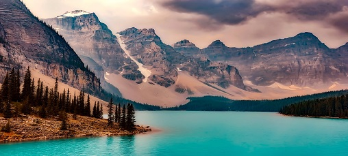 Ontdekking van West-Canada