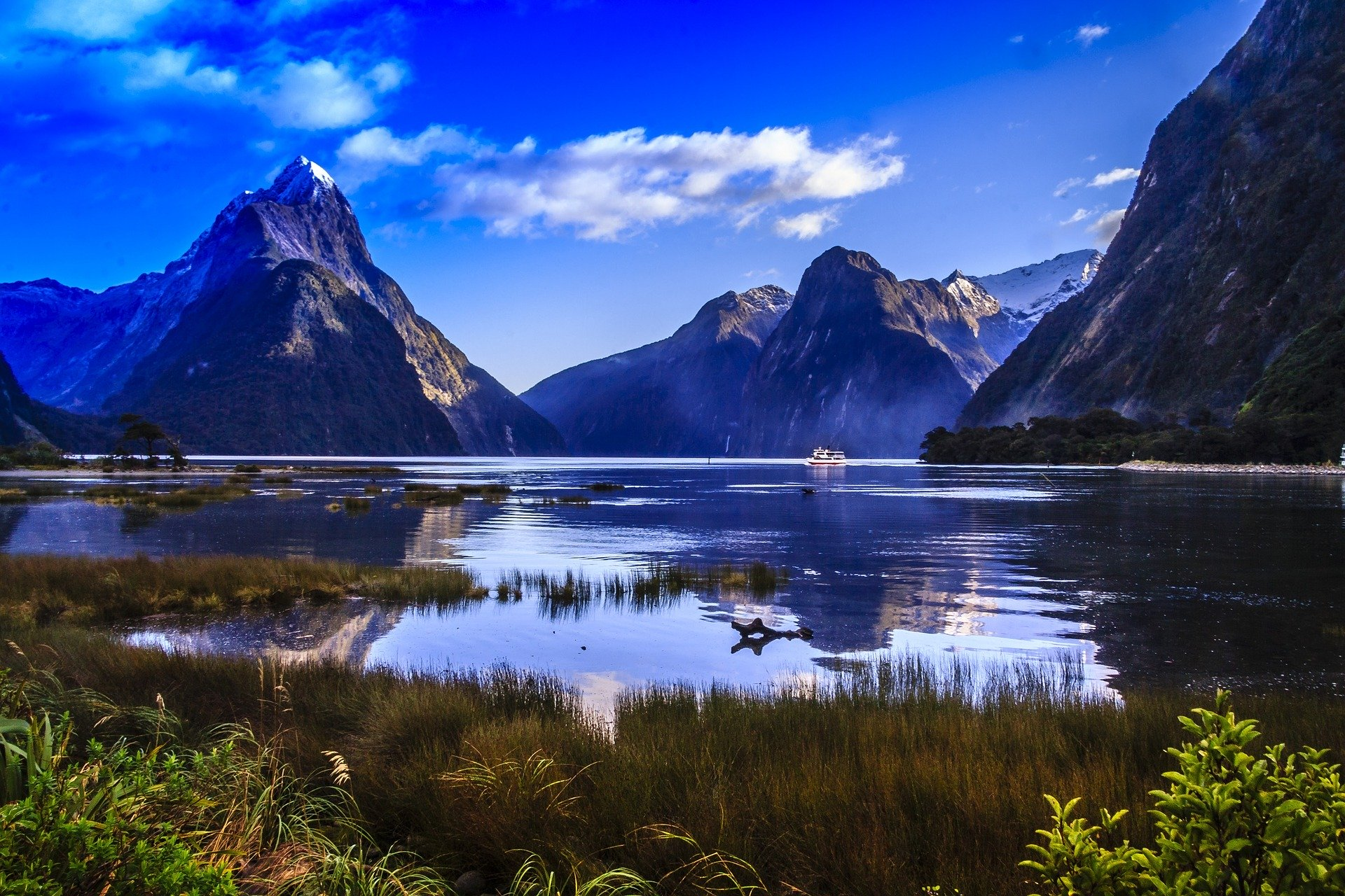 Charming New Zealand