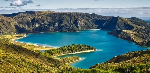 Begeleide reis Azoren
